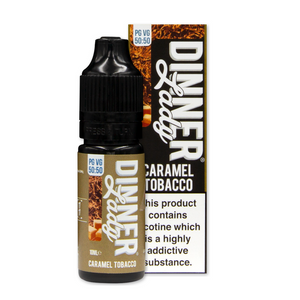 Caramel Tobacco - 50/50 by Dinner Lady