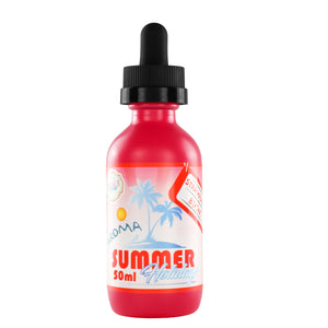 Summer Holidays Strawberry Bikini - 50ml Shortfill by Dinner Lady