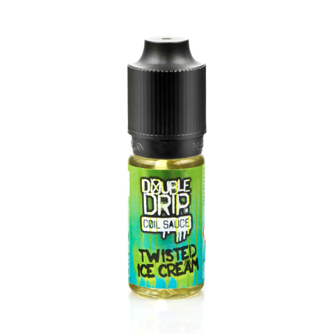 Twisted Ice cream 10ml by Double Drip Coil Sauce
