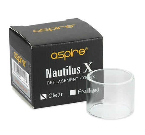 Aspire Nautilus X Replacement Glass (2ml)