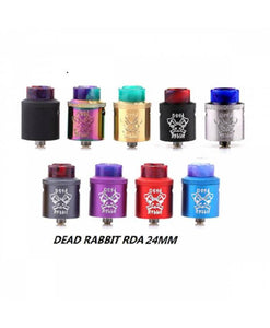 Dead Rabbit 24mm RDA by Hellvape