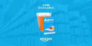 5 Star Reviews Are Rolling In, Aero® launches into Amazon US, Canada, and Europe