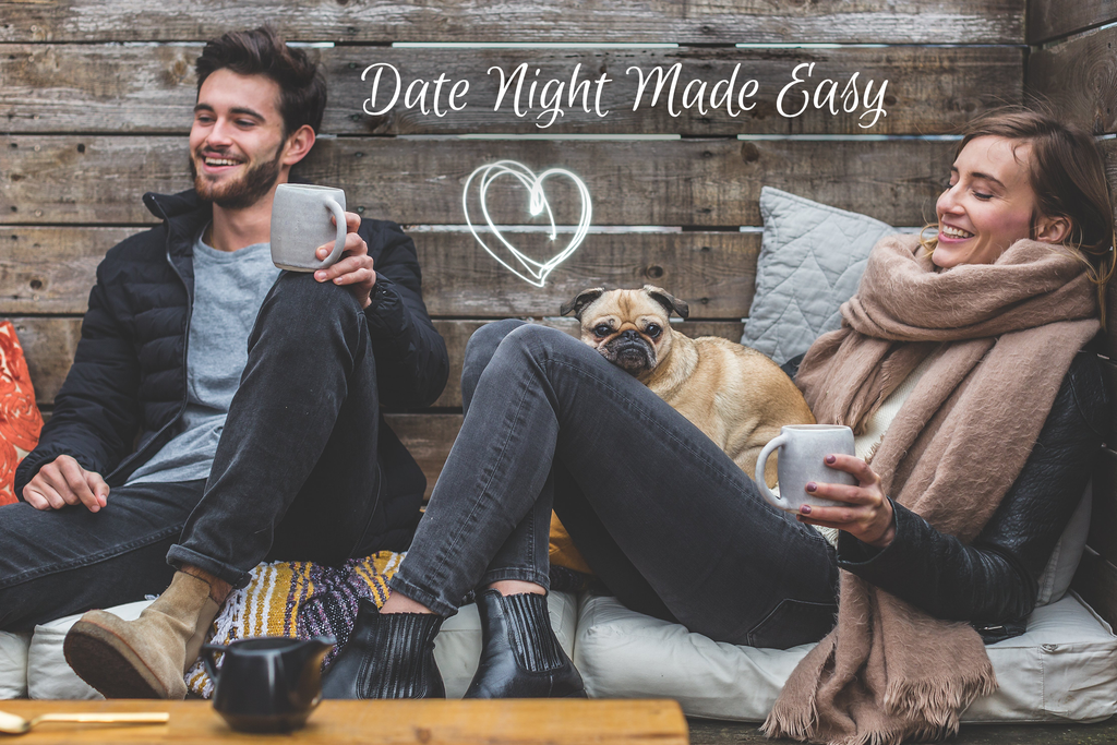 Dating At Home Made Easy - The Refined Man's Guide To Setting The Mood