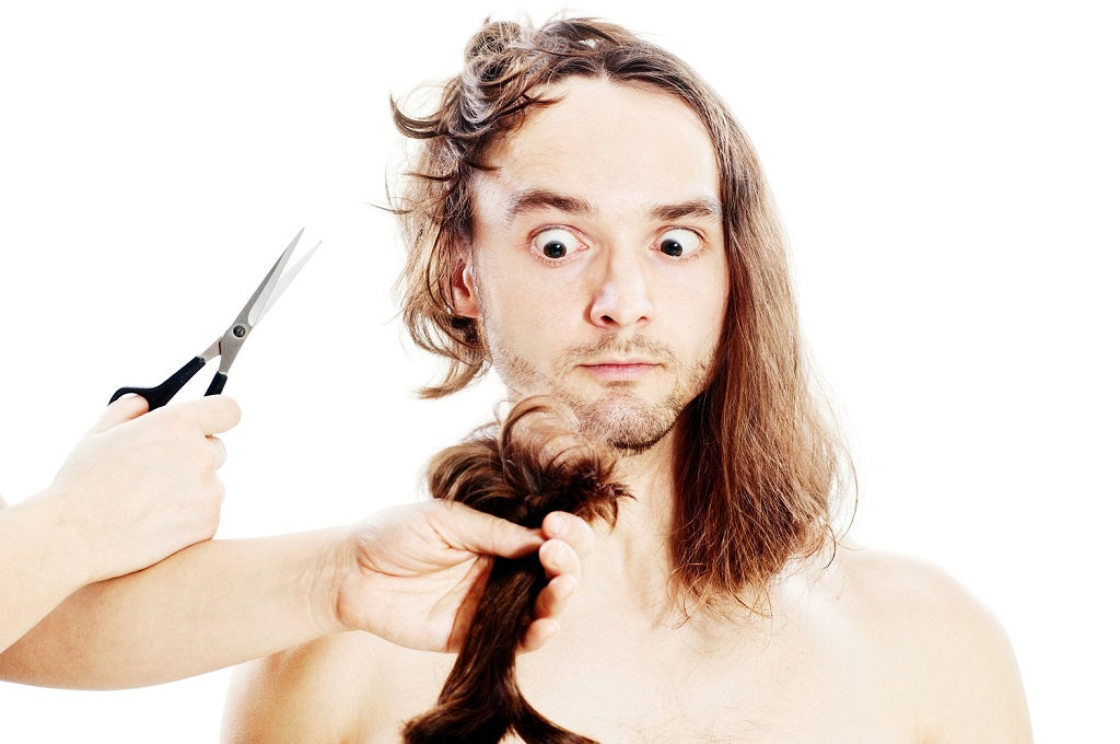 10 Men's Hairstyling Mistakes You Don't Want To Make