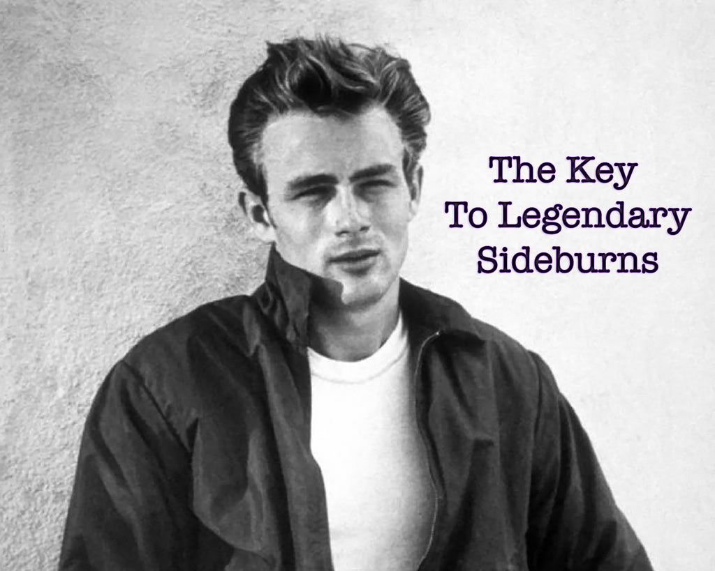 The Men's Guide to Sideburn Style, Trimming & Maintenance