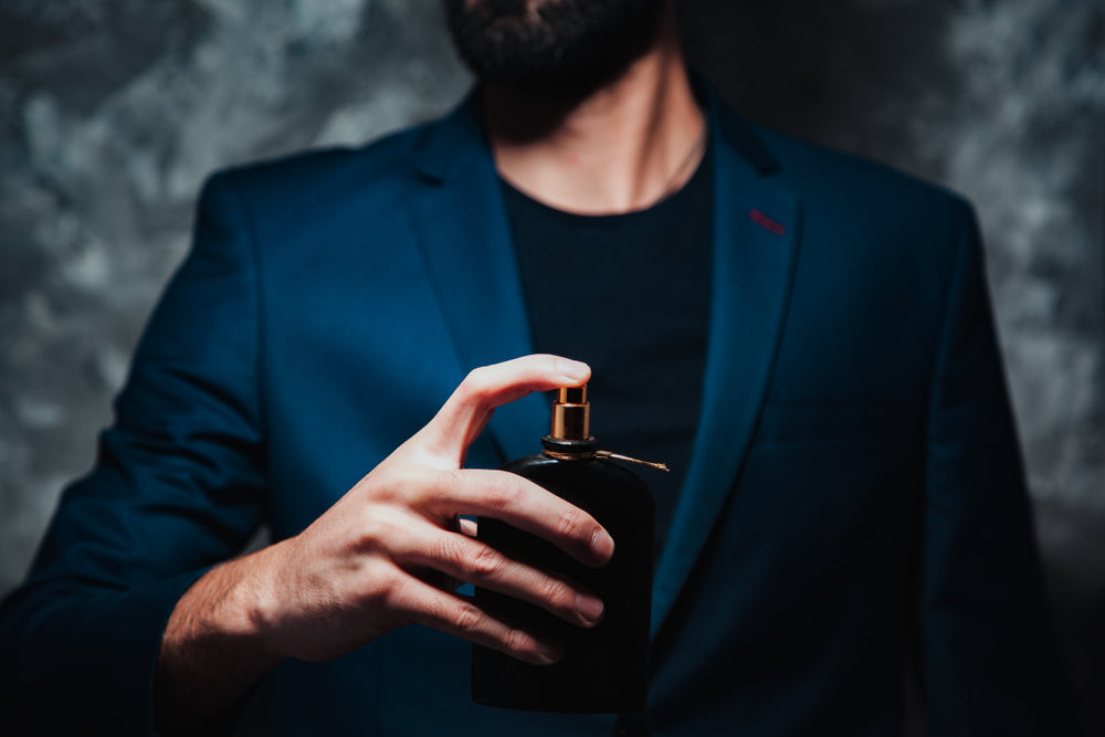How to Apply Cologne Like a Gentleman