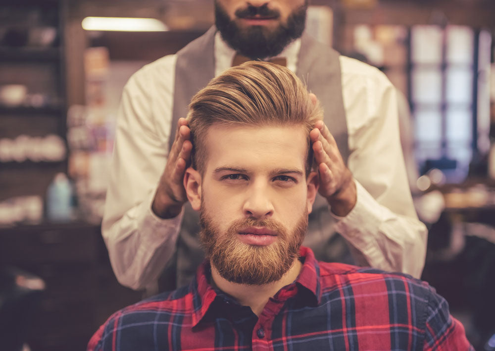 How to Use Sea Salt Spray for Men