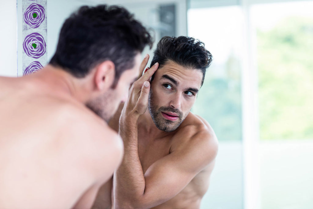 6 Advice Tips & Hairstyles for Men with a Receding Hairline