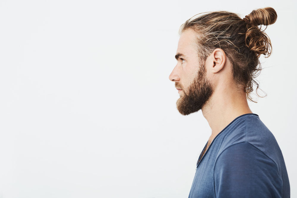 How to Grow Your Hair Out: Tips for Men
