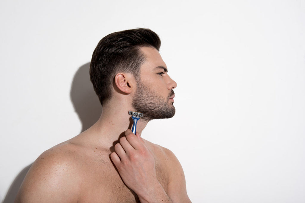 How to Line Up Your Beard