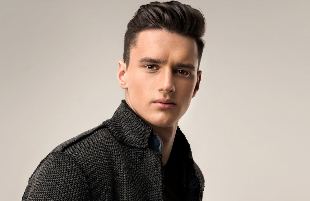 6 Great Haircuts for Men with Thick Hair