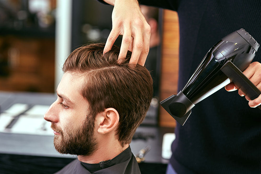 How Men Can Get Thicker Hair