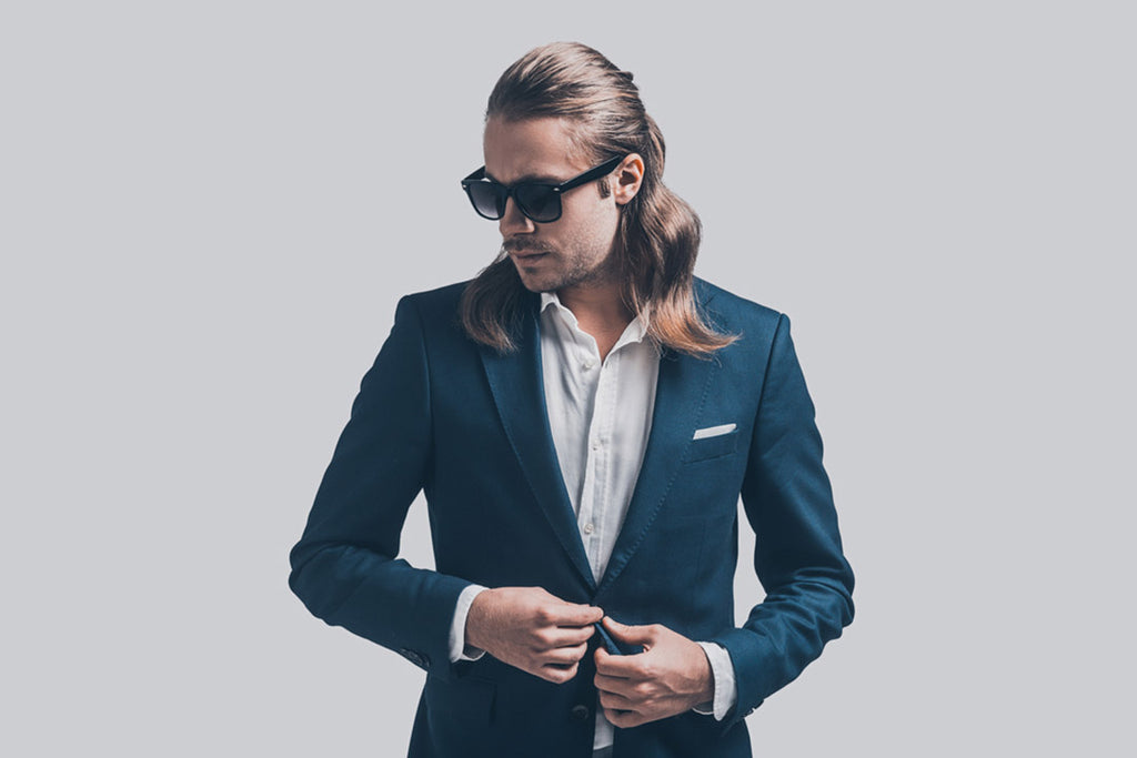 10 Tips On How To Style Long Hair For Men Men Long Hair Products