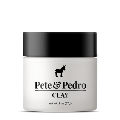 mens hair styling clay