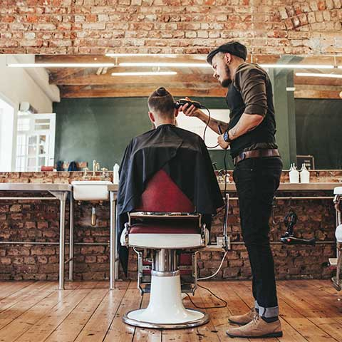 Men's Barbershop