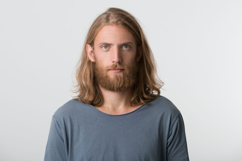 How To Grow Your Hair Out Tips For Men For Long Hair