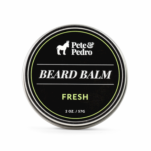 Fresh Beard Balm l Beard Products