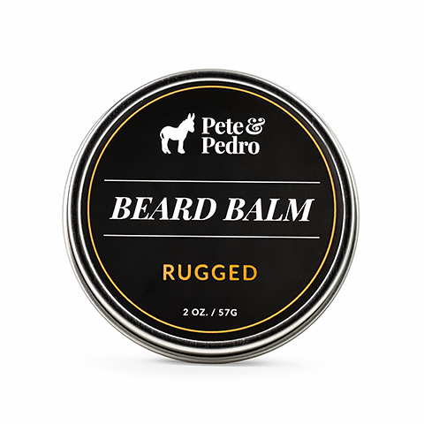 Rugged Woodsy Beard Balm