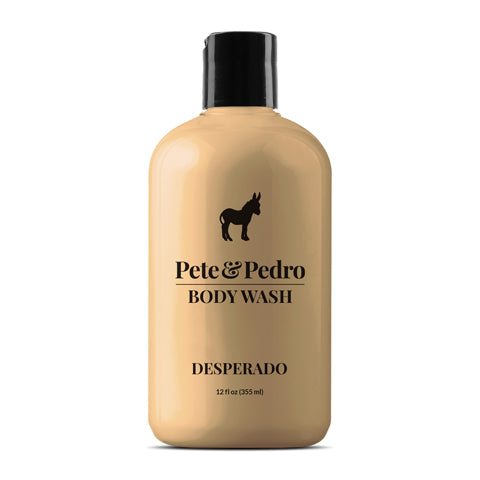 Desperado Rum & Tobacco Men's Body Wash