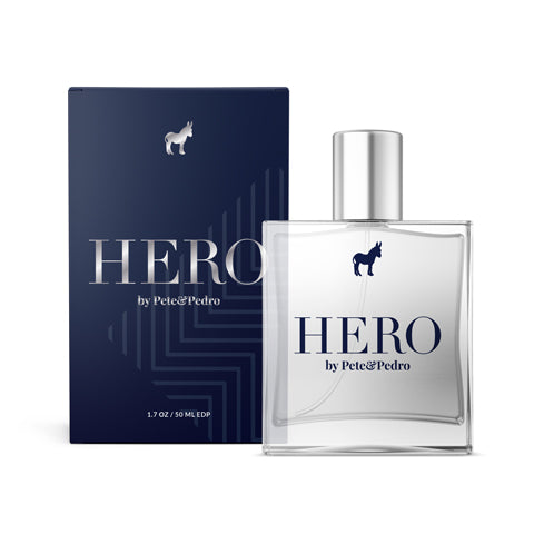 HERO Men's Cologne Fragrance - Pete & Pedro