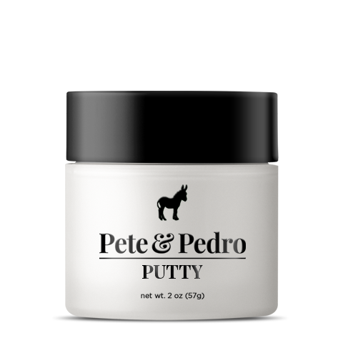 Pete & Pedro Putty - Best Men's Styling Hair Product