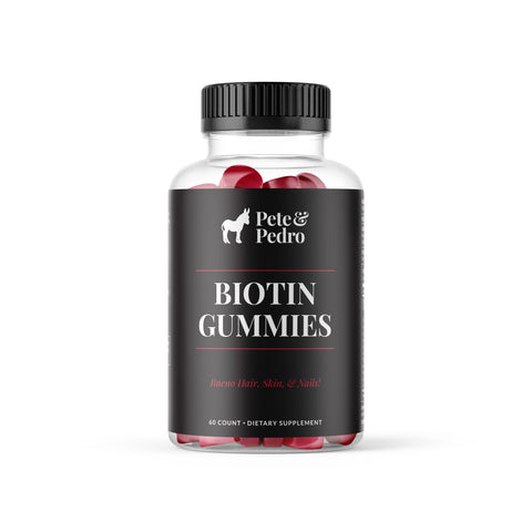 Biotin Gummies for men