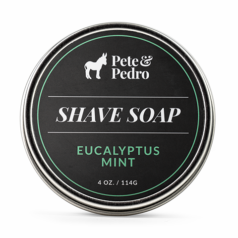 Mint Shave Soap
