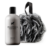 Silver Body Wash For Men l Ocean Breeze