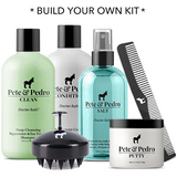 Build custom hair care kit