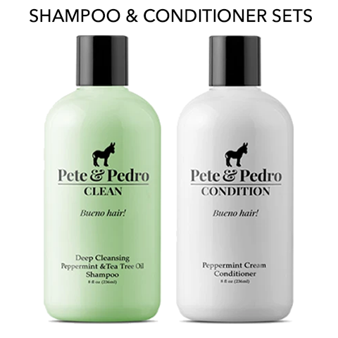 Shampoo & Conditioner Sets