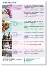 About Stroke fact sheet (Chinese Simplified - pack of 50)