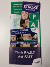 F.A.S.T. Information and Stroke Prevention Pack