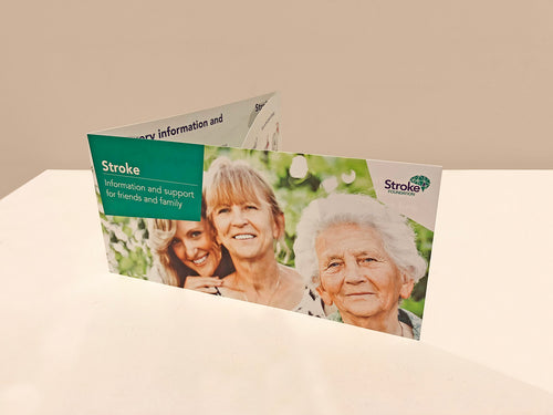 Family and friends - take home information brochure (50 pack)
