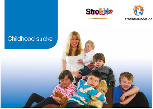 Childhood stroke booklet
