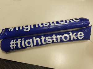 Fight Stroke Inflatable Sticks