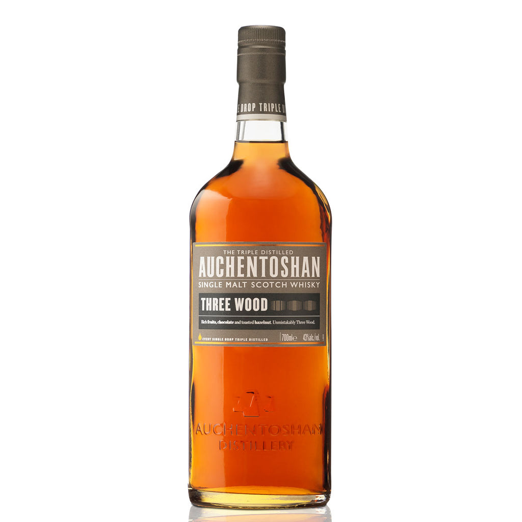[Auchentoshan] Three Wood (700ml) - easydrinks.co