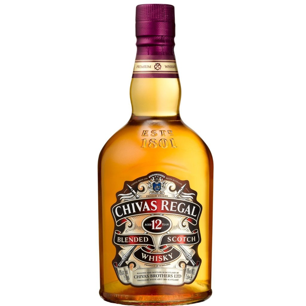 [Chivas] Regal 12-Years (700ml) - easydrinks.co
