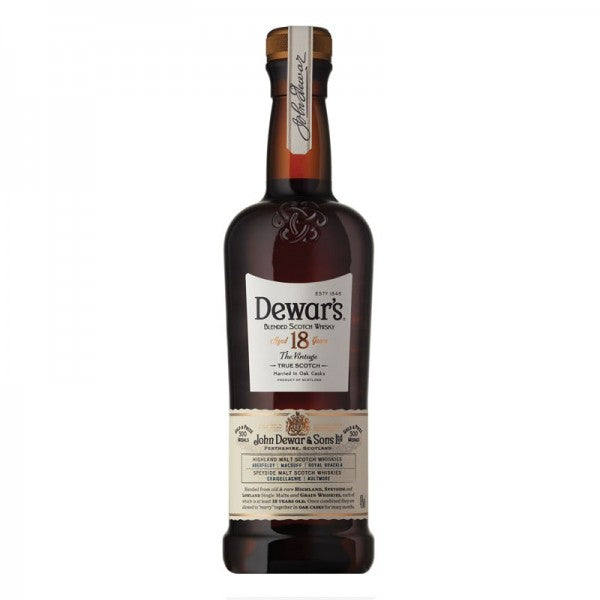 [Dewar's] 18-Years (750ml) - easydrinks.co