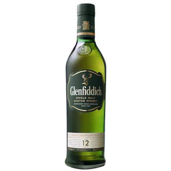 [Glenfiddich] 12-Years (700ml) - easydrinks.co