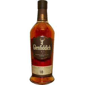 [Glenfiddich] 18-Years (1000ml) - easydrinks.co