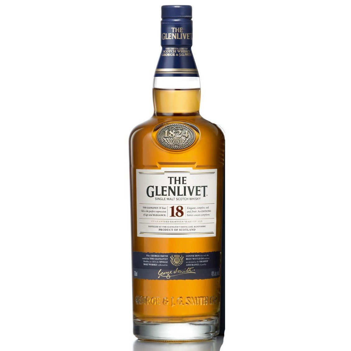 [Glenlivet] 18-Years (700ml) - easydrinks.co