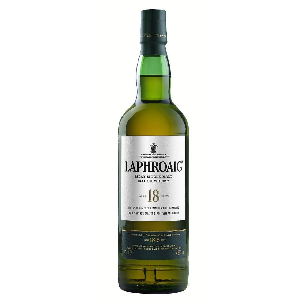 Laphroaig 18 Years (700ml) - easydrinks.co