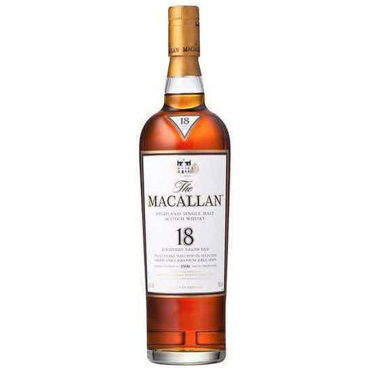 [Macallan] 18-Years Sherry Oak (700ml) - easydrinks.co