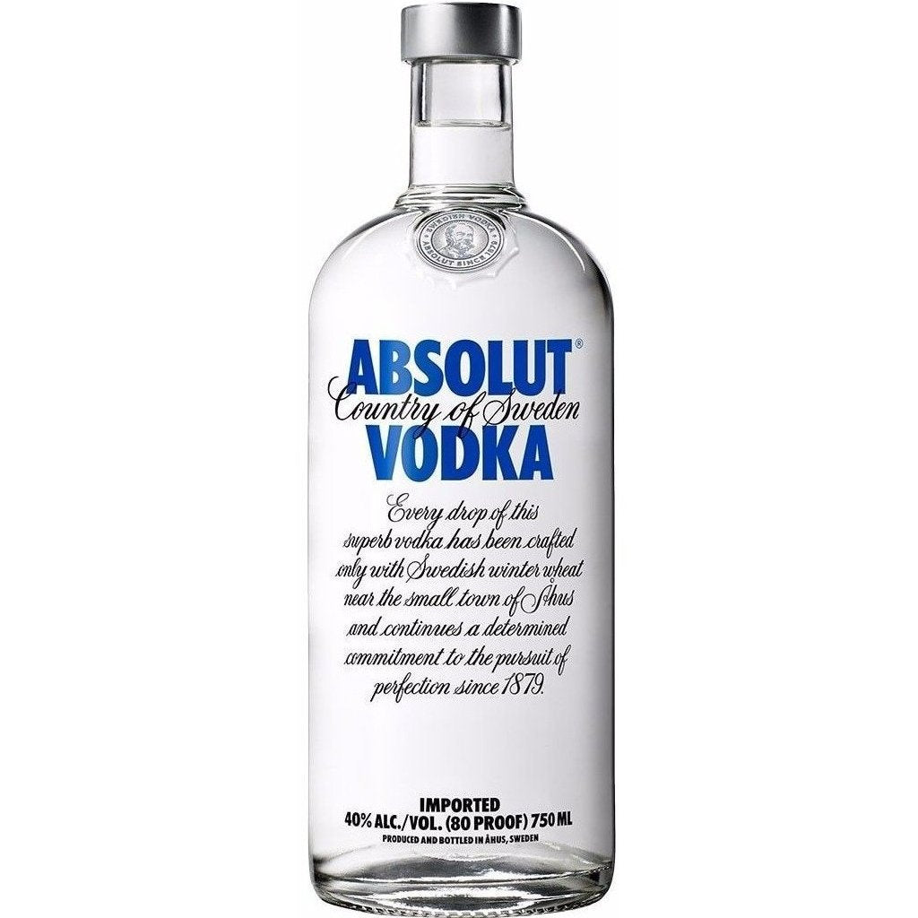 [Absolut] Vodka (700ml) - easydrinks.co