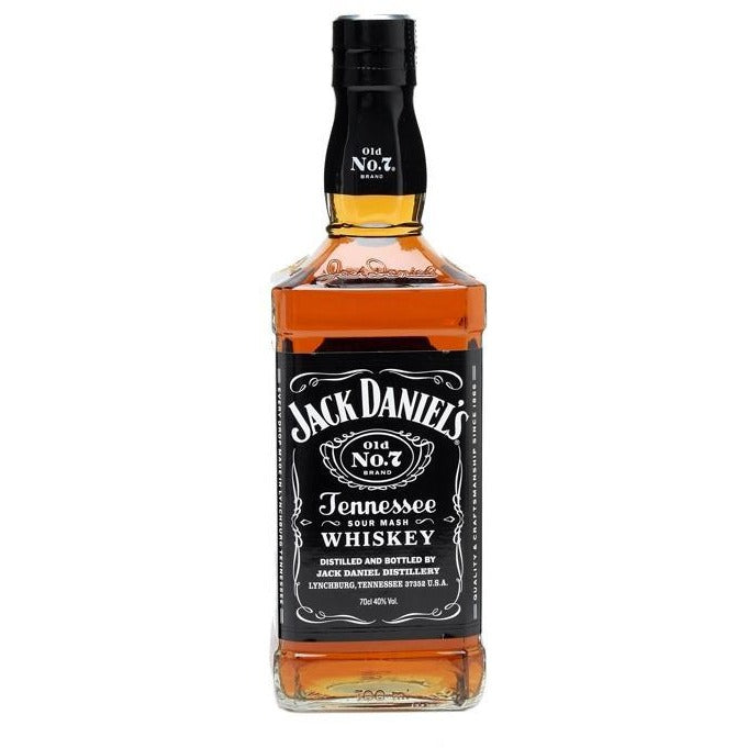 [Jack Daniels] Tennessee Whiskey (700ml) - easydrinks.co