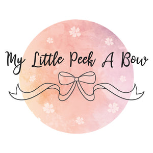 My Little Peek A Bow