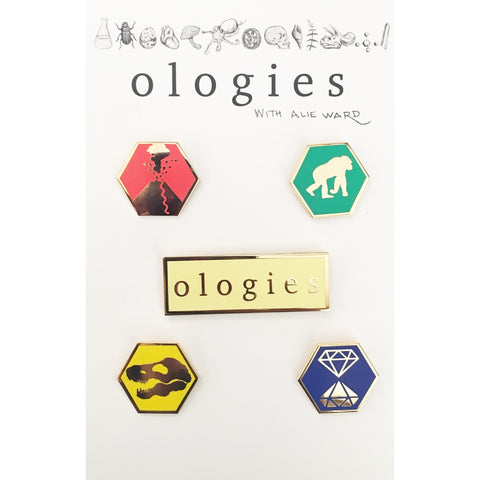 Ologies Pins! (Set #1)