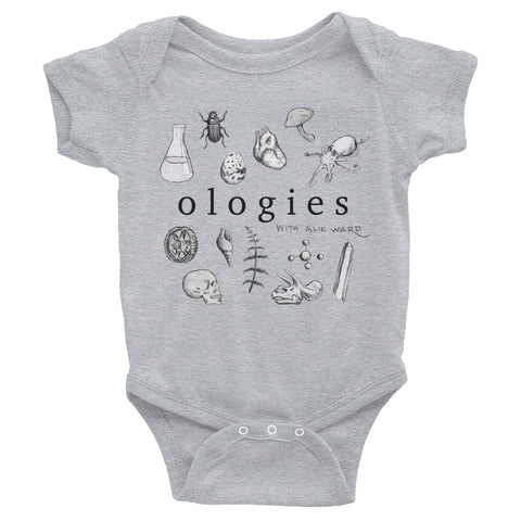 Ologies Logo Infant Bodysuit
