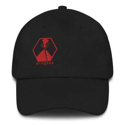 Volcanology Dad Hat