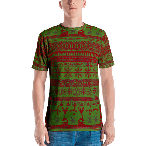Red & Green Better Sweater